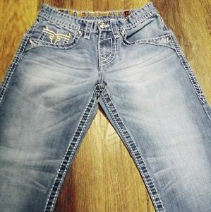 Rock Revival© Jeans 👖 31 Relaxed Straight
